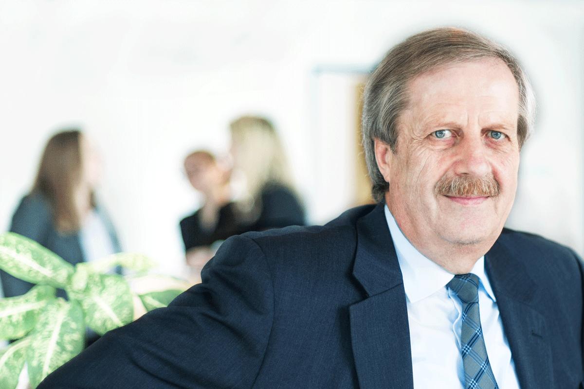 Profilbild Hans-Albert Kasper